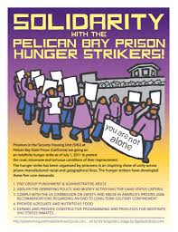 prisoner hunger strike solidarity amplifying the voices of those