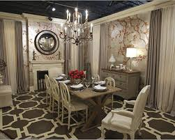 Dining Room With Fireplace by Antique Dining Room Ideas With Full Of Earthy Hues Application