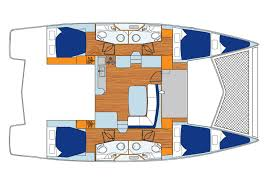 here n now 42ft montebello 1250 sailing catamaran hire