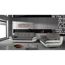 canapé chloé design design ensemble de canapés 3 2 regal gris et blanc 364cm x