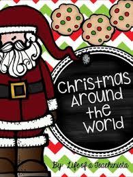christmas around the world celebrating christmas social studies
