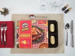 pringles releases entire thanksgiving dinner in chip form