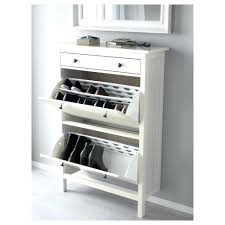 ikea hanging shoe organizer w 9 compartment cloth closet storage
