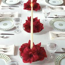 martha stewart thanksgiving decorations amaryllis candle centerpiece martha stewart