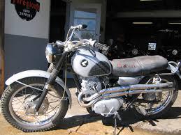 honda 250 1965 honda cl72 250