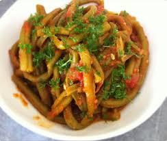 cuisiner haricot vert les paniers bio du val de loire recette haricots verts et