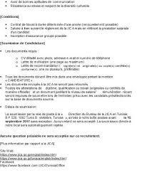 travail de bureau sans diplome jica tunisia office shared their post jica tunisia office