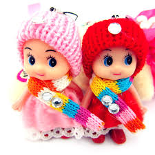 baby keychains keychains baby doll best promotion gifts the mobile phone s
