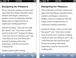 Seeking Font Size Matters Balancing Line Length And Font Size In Responsive