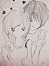 cute couple drawings cute love drawings pencil art hd romantic