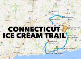 Uconn Storrs Map The Ice Cream Trail In Connecticut You Have To Try