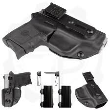 compact holster with ulticlip for smith and wesson bg380 and m u0026p