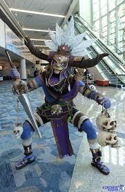 female witch doctor costume wd cosplay wd fanart carnevil changes play your way reminder