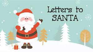 santa claus letters letters to santa claus oneonta business association