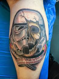 stormtrooper tattoo pictures to pin on pinterest tattooskid
