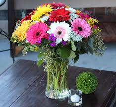 flower deliver gerbera daisies in las vegas nv garden florist las vegas