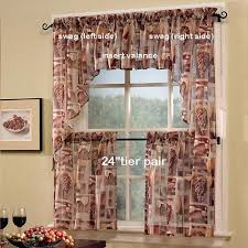 Fancy Kitchen Curtains Fancy Kitchen Curtains Wine Theme Designs With 8 Best Kitchen