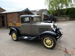 Classic Ford Truck Auto Parts - model a pickup pick up 1931 vintage classic american collectors
