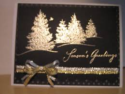 handmade christmas card door with wreath and letter panel
