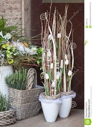 Spring Decoration by Spring Decoration Flower Shop Stock Photo Image 52091746