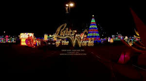 best christmas lights in the world lights of the world in 360vr tree and phoenix youtube