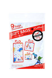 shrink wrap gift paper coolwraps 9x shrink wrap gift bags replaces traditional wrapping