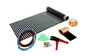 flexel ecofilmpro laminate underfloor heating kits