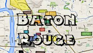 Worst Parts Of Chicago Map by Baton Rouge Ghetto Baton Rouge Hoods Map