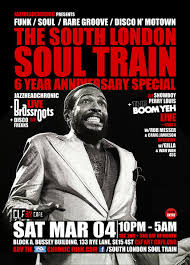 ra the south london soul train 6 year anniversary 4 floor special