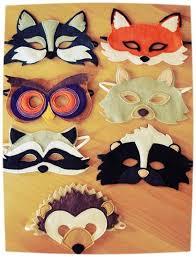 Halloween Costumes Kids Animals 25 Animal Masks Kids Ideas