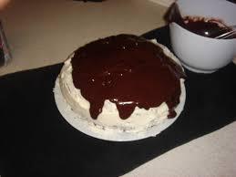 the new chef u0027s journal chocolate cake with vanilla buttercream