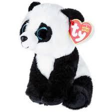 ty beanie babies ming panda bear walmart