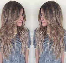 Dark Blonde To Light Blonde Ombre Dark Blonde Balayage By Hairby Chrissy Hairstyle Pinterest
