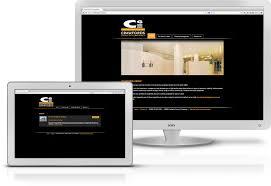 burst creative website design u2013 crawfords group