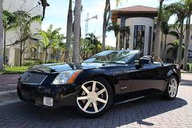 2005 cadillac xlr convertible cadillac xlr convertible v8 nav heated cars for sale