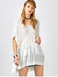 summer dresses for women cheap white and long summer
