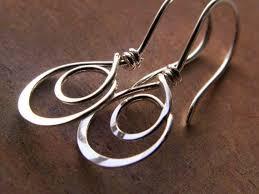 wire earrings 166 best wire earrings images on jewelry jewelry