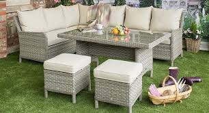 Rattan Patio Table And Chairs Protect Your Synthetic Rattan Garden Furniture In Winter Hayes