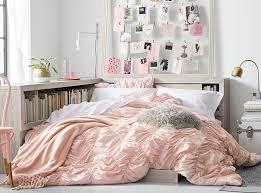 Dorm Bedding For Girls by Girls Dorm Room Ideas Pbteen