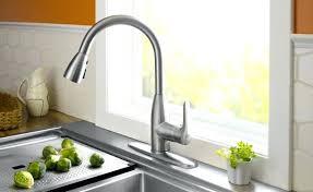 kohler single handle kitchen faucet leaking at base leaking kohler