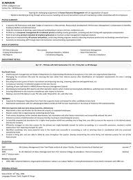 Sample Operations Manager Resume by Hr Manager Resume Hr Executive Free Resume Samples Blue Sky