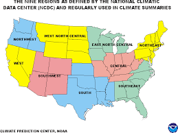 us climate map climate prediction center monitoring and data regional climate