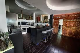 Balinese Kitchen Design by Luxury Villa Bali Beachfront Canggu Pool Maison La Plage