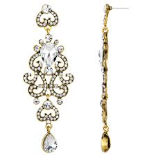 Miguel Ases Earrings Polyvore Fancy Dangle Earrings Beautify Themselves With Earrings