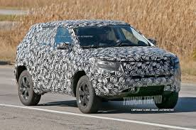 2017 jeep patriot spied jeep compass and patriot replacement due for 2018