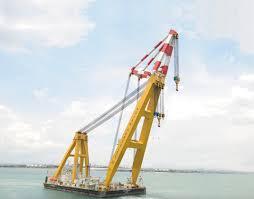 asian hercules iii u0027largest heavy lift sheerlegs of its kind