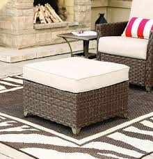 Coffee Table Ottomans With Storage by Storage Livingroom Storage Unit Dark Chocolate Wicker Furniture