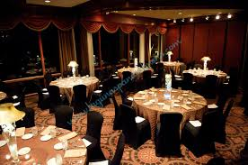 black chair covers spandex linens gallery