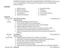 Software Tester Resume 100 Qtp Tester Resume Download Game Test Engineer Sample Resume