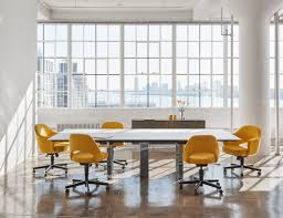 Quartz Conference Table Highline Conference Table Collection By Datesweiser Knoll